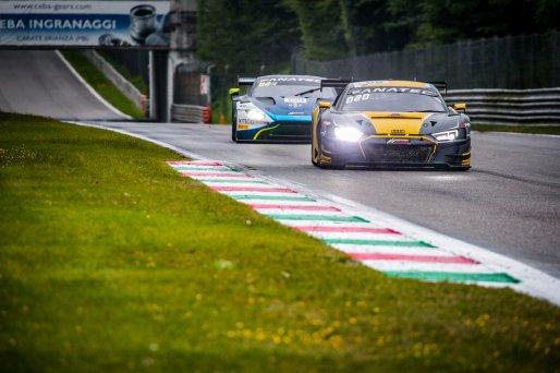 #66 Attempto Racing DEU Audi R8 LMS GT3 Mattia Drudi  ITA Christopher Mies  DEU Kim Luis Schramm  DEU Pro Cup, GT3, Race  | SRO / Jules Benichou - 21creation