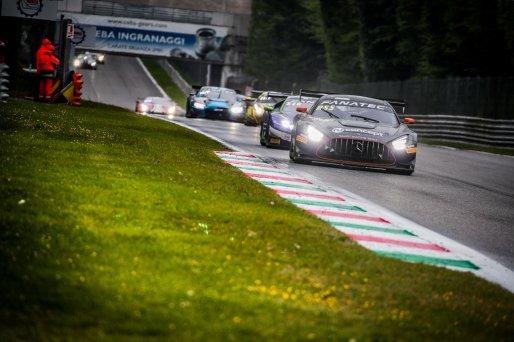#5 HRT DEU Mercedes-AMG GT3 Hubert Haupt DEU Patrick Asseheimer DEU Ricardo Sanchez MEX Silver Cup, GT3, Race  | SRO / Jules Benichou - 21creation