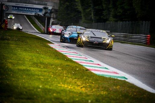 #71 Iron Lynx ITA Ferrari 488 GT3 Antonio Fuoco ITA Callum Ilott GBR Davide Rigon ITA Pro Cup, GT3, Race    SRO / Jules Benichou - 21creation