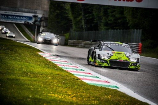 #30 Team WRT BEL Audi R8 LMS GT3 James Pull GBR Stuart Hall GBR Benjamin Goethe MCO Silver Cup, GT3, Race  | SRO / Jules Benichou - 21creation