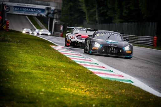 #7 TokSport DEU Mercedes-AMG GT3 Oscar Tunjo COL Paul Petit FRA Marvin Dienst DEU Silver Cup, GT3, Race  | SRO / Jules Benichou - 21creation