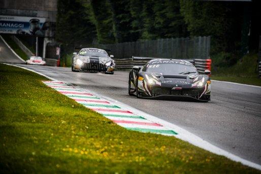 #51 Iron Lynx ITA Ferrari 488 GT3 Alessandro Pier Guidi ITA Nicklas Nielsen DNK Côme Ledogar FRA Pro Cup, GT3, Race  | SRO / Jules Benichou - 21creation