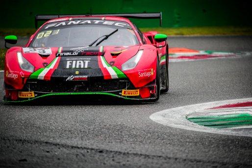 #33 Rinaldi Racing DEU Ferrari 488 GT3 Benjamin Hites CHL - - Patrick Kujala FIN Silver Cup, GT3, Race