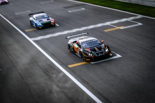 #19 Orange 1 FFF Racing Team CHN Lamborghini Huracan GT3 Evo Phil Keen GBR - - Hiroshi Hamaguchi JPN Pro-Am Cup, Race  | SRO / Dirk Bogaerts Photography