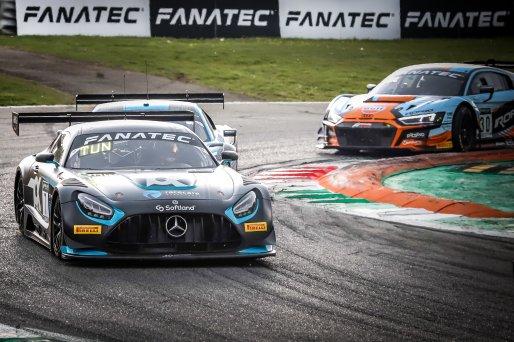 #7 TokSport DEU Mercedes-AMG GT3 Oscar Tunjo COL Paul Petit FRA Marvin Dienst DEU Silver Cup, Race  | SRO / Patrick Hecq Photography