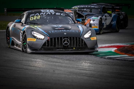 #57 Winward Racing USA Mercedes-AMG GT3 Russell Ward USA Mikael Grenier CAN Philip Ellis GBR Silver Cup, Race  | SRO / Patrick Hecq Photography