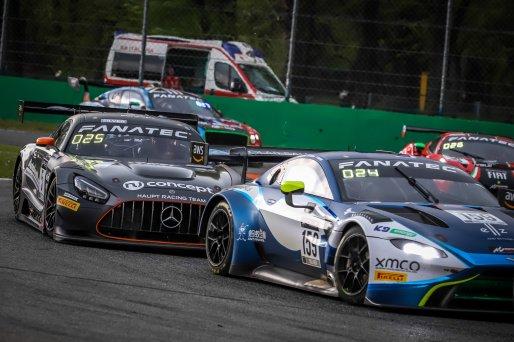 #5 HRT DEU Mercedes-AMG GT3 Hubert Haupt DEU Patrick Asseheimer DEU Ricardo Sanchez MEX Silver Cup, Race  | SRO / Patrick Hecq Photography