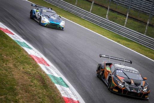 #19 Orange 1 FFF Racing Team CHN Lamborghini Huracan GT3 Evo Phil Keen GBR - - Hiroshi Hamaguchi JPN Pro-Am Cup, Race  | SRO / Patrick Hecq Photography