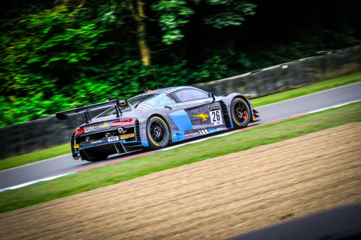 #26 Sainteloc Racing FRA Audi R8 LMS GT3 Aurelien Panis FRA Frederic Vervisch BEL Pro, Pre-Qualifying  | SRO / Dirk Bogaerts Photography