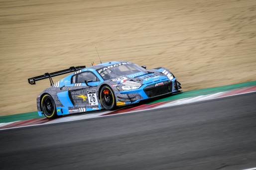 #26 Sainteloc Racing FRA Audi R8 LMS GT3 Aurelien Panis FRA Frederic Vervisch BEL Pro, Qualifying  | SRO / Dirk Bogaerts Photography