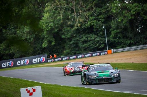 #66 Attempto Racing DEU Audi R8 LMS GT3 Max Hofer AUT Mattia Drudi ITA Pro, Race 2    SRO / Patrick Hecq Photography