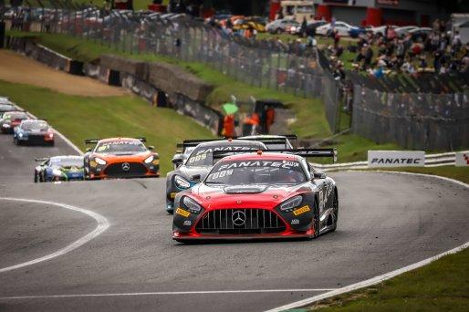#89 AKKA ASP  FRA Mercedes-AMG GT3 Petru Umbrarescu ROM Jules Gounon FRA Pro, Race 2  | SRO / Patrick Hecq Photography