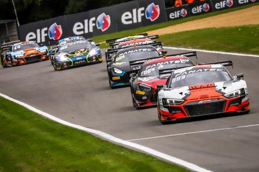 #32 Team WRT BEL Audi R8 LMS GT3 Charles Weerts BEL Dries Vanthoor BEL Pro, Race 2