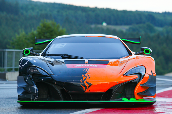 spectacular strakka racing #spart car revealed