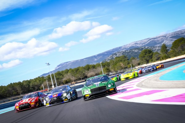 Blancpain GT Series announces full 2018 entry list with 50 cars representing 11 manufacturers