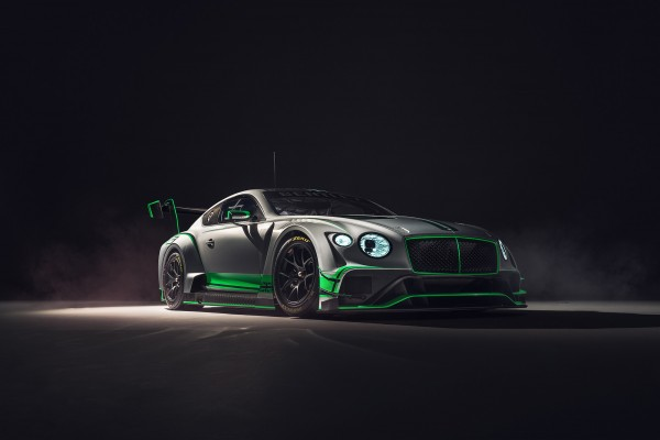 Bentley unveils new Continental GT3 for 2018 Blancpain GT Series and Total 24 Hours of Spa