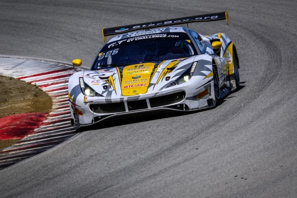 Cassidy and Serra join Foster for Ferrari HubAuto's Total 24 Hours of Spa assault
