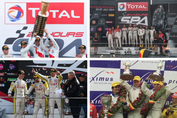 Total 24 Hours of Spa winners take us behind the scenes of the world's toughest GT race