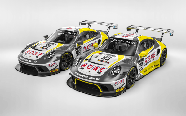 ROWE Racing targets Total 24 Hours of Spa victory with two-car Porsche effort