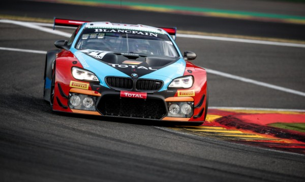 Pittard joins defending winner Walkenhorst-BMW for Total 24 Hours of Spa debut