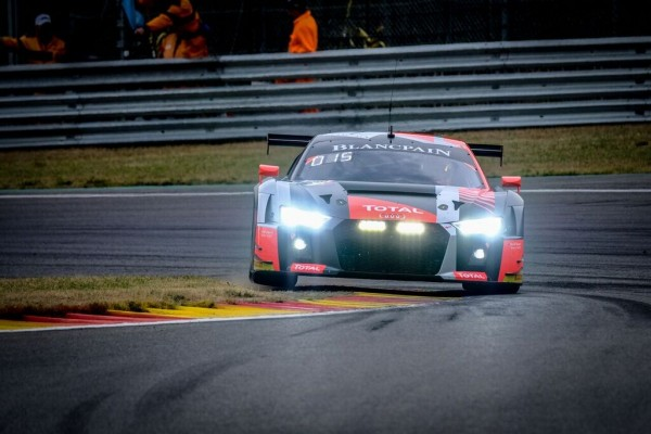Team WRT leads Audi Sport one-two in Total 24 Hours of Spa pre-qualifying