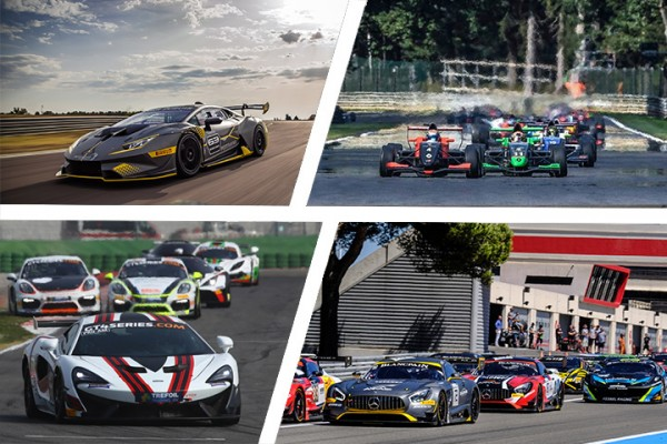 All-star supporting cast confirmed for Blancpain GT Series in 2018