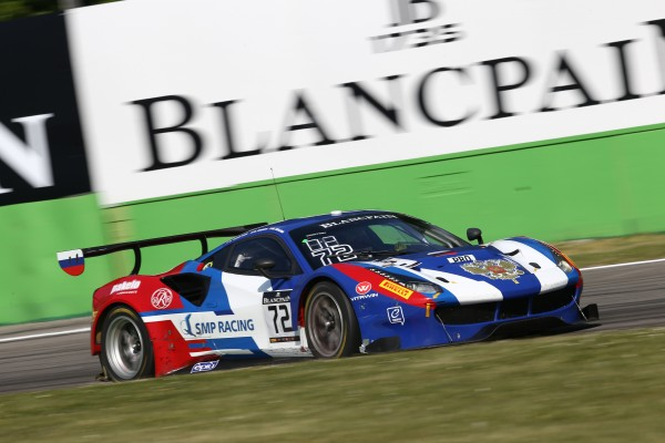 SMP Racing confirm Aleshin, Rigon and Molina for Blancpain GT Series Endurance Cup