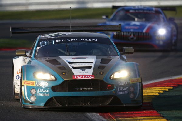 Oman Racing Team with TF Sport in Total 24 Hours of Spa