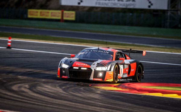 SuperPole times cancelled for #1 Audi Sport Team WRT car