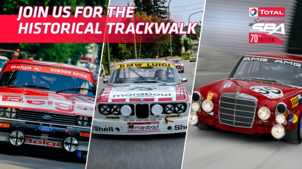 Superb collection of vintage racing machinery to go on display as part of 70th edition Total 24 Hours of Spa celebrations