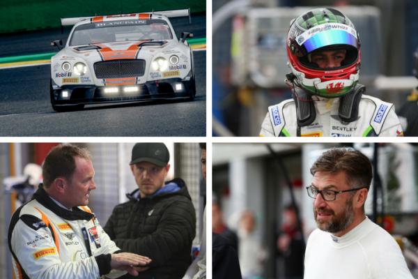 Team Parker Racing confirms Total 24 Hours of Spa return