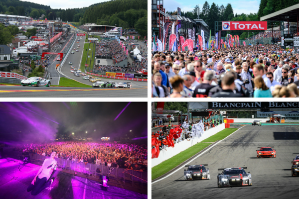 Tickets for impressive 70th edition of the Total 24 Hours of Spa now on sale