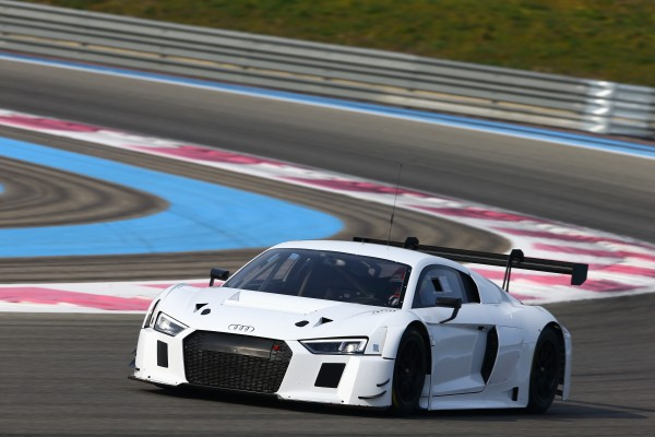 Four new Audi R8 LMS ultra in 2015 Total 24 Hours of Spa ...