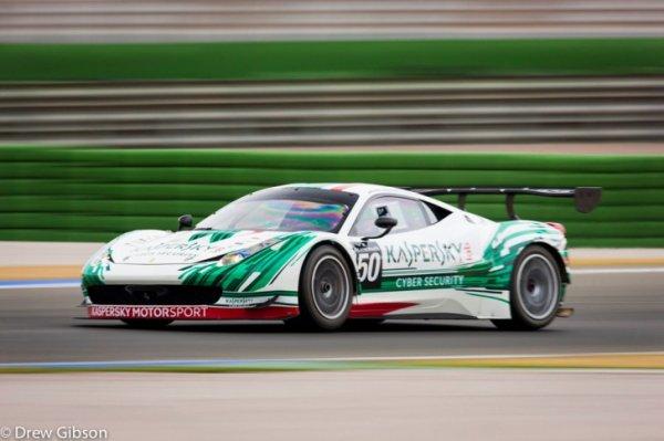Kaspersky Motorsport svela livrea e piloti