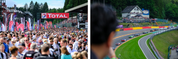 Total 24 Hours of Spa timetable released