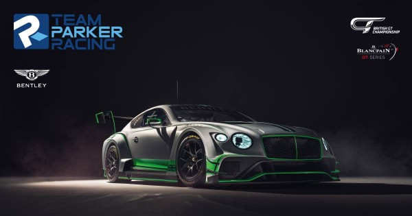 Team Parker to field new-spec Bentley Continental GT3 in 2019 Blancpain GT Series