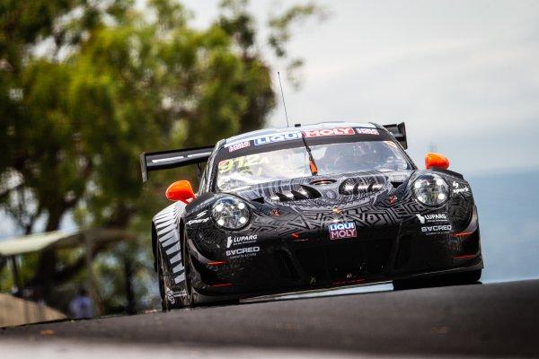 Porsche seals maiden Intercontinental GT Challenge Powered by Pirelli victory at Bathurst 12 Hour