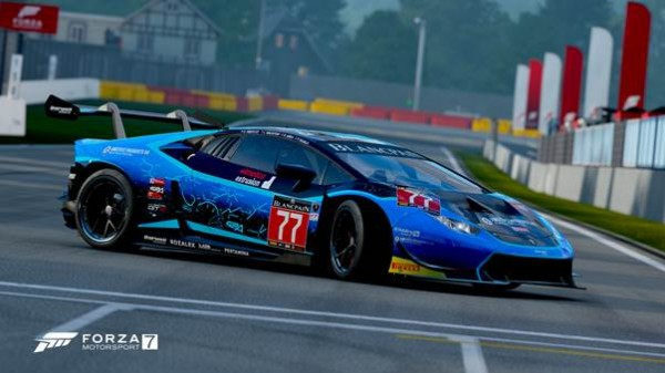 Barwell Motorsports design competition winner celebrates 70th edition of the Total 24 Hours of Spa with stunning livery