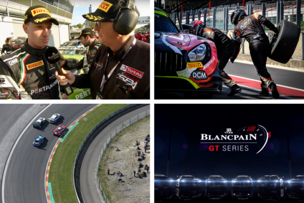 Blancpain GT Series confirms extensive TV and online coverage for 2018 season