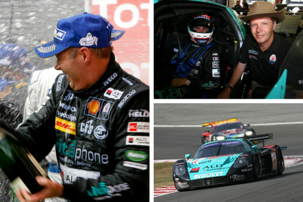 Total 24 Hours of Spa 70th edition: Four questions to… Eric van de Poele