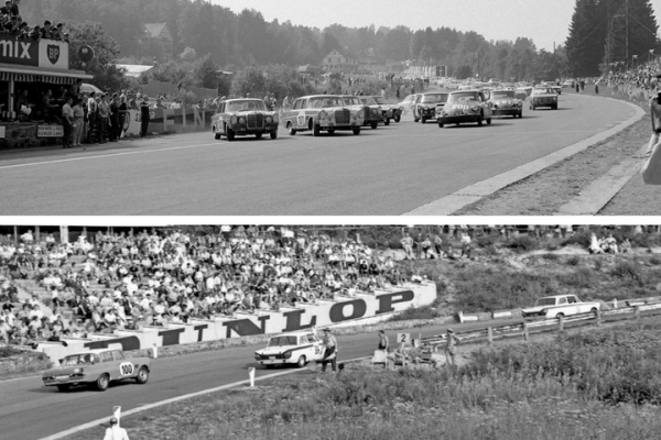 Total 24 Hours of Spa: a history - Part II: 1964-2000