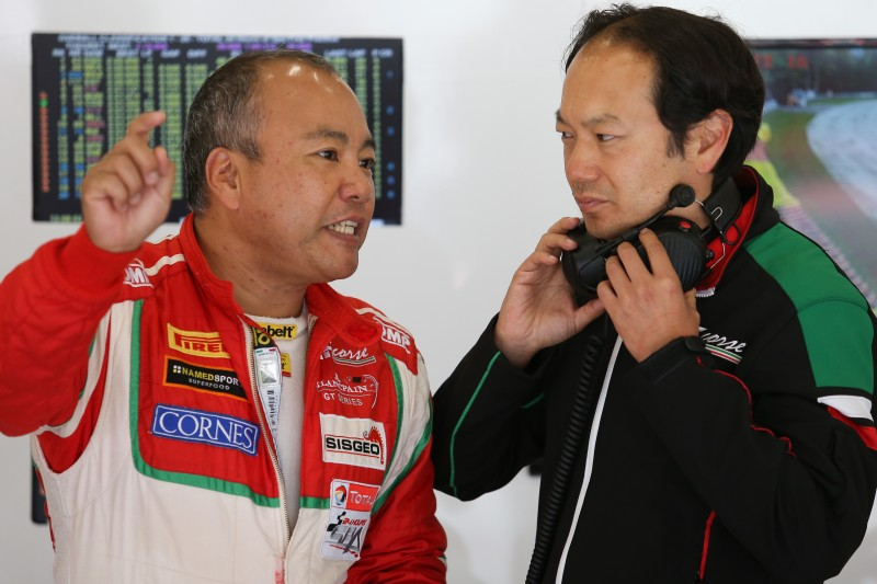 Ishikawa Motoaki Official Site Of Blancpain Gt Series