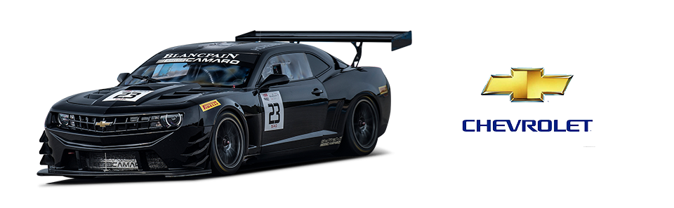 Sareni Camaro Gt3 Official Site Of Blancpain Gt Series